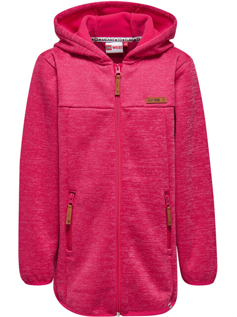 LEGO wear Sabrine 201 - Veste Enfant - rose/rouge